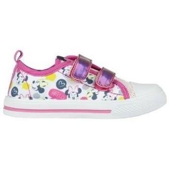 Sapatos Rapariga Sapatilhas Cerda 2300003630 Niña Blanco blanc
