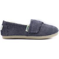 Sapatos Criança Alpargatas Paez Alpergatas Criança Gum Classic K Day Sparks Navy Azul