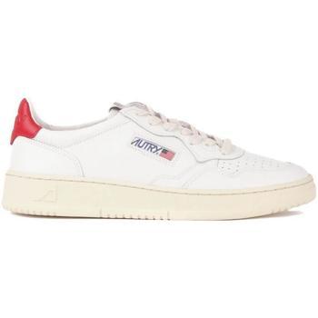 Sapatos Homem Sapatilhas Autry  Blanco
