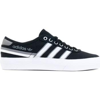 Sapatos Homem Sapatilhas adidas Originals Delpala Branco, Preto