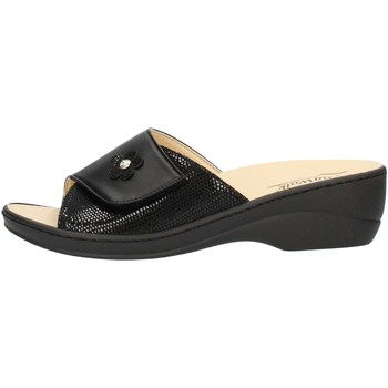 Sapatos Mulher Chinelos Clia Walk ESTRAIBILE496 Preto