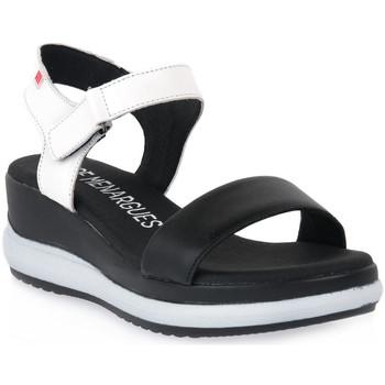 Sapatos Mulher Sandálias Pepe Menargues NEGRO VACUNO Nero