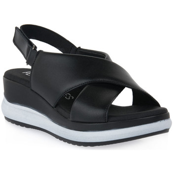 Sapatos Mulher Sandálias Pepe Menargues TRIPOLI NERO Nero