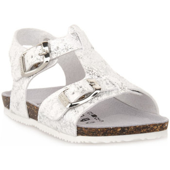 Sapatos Rapaz Sandálias Gold Star BIANCO Bianco