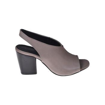 Sapatos Mulher Sandálias Bueno Shoes N1002 Castanho