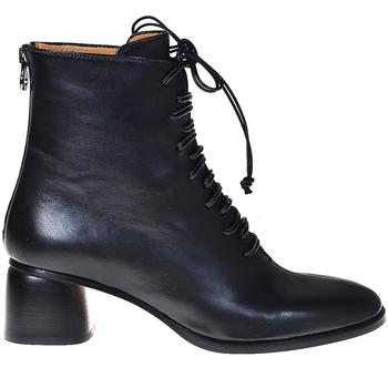 Sapatos Mulher Botas baixas Triver Flight 111-02 Preto