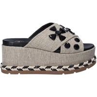 Sapatos Mulher Chinelos Exé Shoes G470017144581 Cinzento