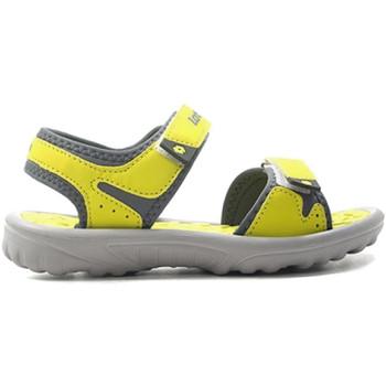 Sapatos Criança Sandálias Lotto L55098 Amarelo