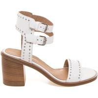 Sapatos Mulher Sandálias Janet&Janet 43603 Branco