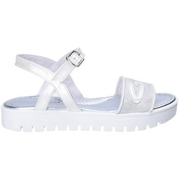 Sapatos Criança Sandálias Guardiani GK25403G Branco