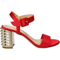 Sapatos Mulher Sandálias Grace Shoes 1490 Vermelho