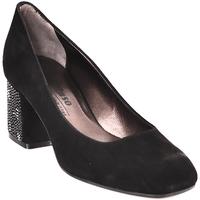 Sapatos Mulher Escarpim Melluso D5134E Preto