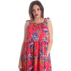Textil Mulher Vestidos Gaudi 911FD15039 Rosa