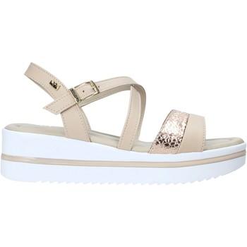Sapatos Mulher Sandálias Valleverde 32320 Bege