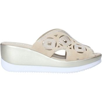 Sapatos Mulher Sandálias Valleverde 32150 Bege