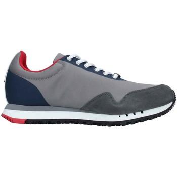 Sapatos Homem Sapatilhas Blauer S1DENVER05/RIS Cinzento