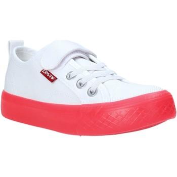 Sapatos Criança Sapatilhas Levi's VORI0062T Branco