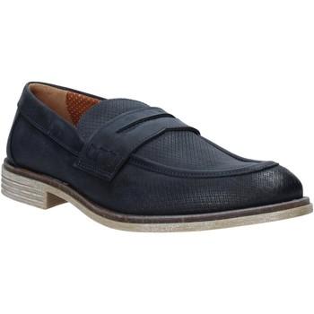 Sapatos Homem Mocassins Melluso XU31063 Azul