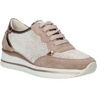 Sapatos Mulher Sapatilhas Melluso HR20033 Rosa