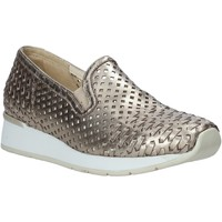 Sapatos Mulher Slip on Melluso HR20006 Ouro
