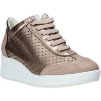 Sapatos Mulher Sapatilhas Melluso HR20221 Rosa