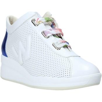 Sapatos Mulher Sapatilhas Melluso HR20220 Branco