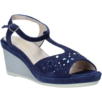 Sapatos Mulher Sandálias Melluso HR70511 Azul