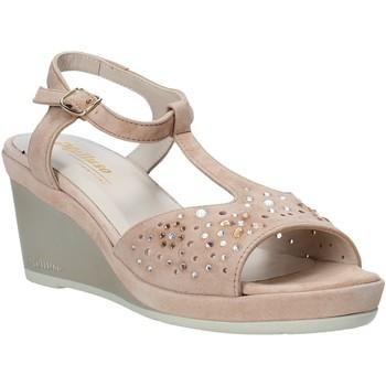 Sapatos Mulher Sandálias Melluso HR70511 Rosa