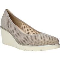 Sapatos Mulher Mocassins Melluso HR2510 Bege