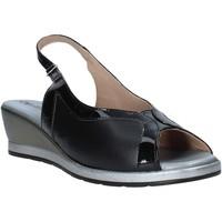 Sapatos Mulher Sandálias Melluso 037110X Preto