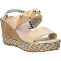 Sapatos Mulher Sandálias Melluso HR70814 Rosa