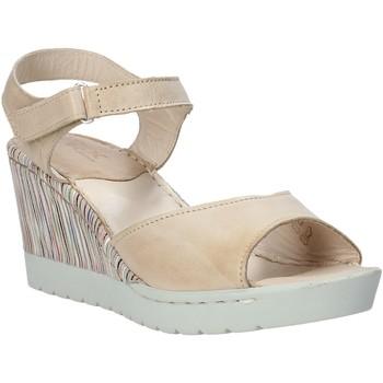 Sapatos Mulher Sandálias Melluso H019091 Bege