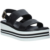 Sapatos Mulher Sandálias Melluso .09604X Preto