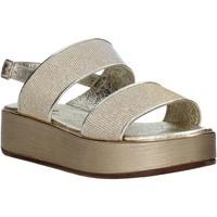 Sapatos Mulher Sandálias Melluso .09620X Ouro