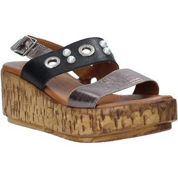 Sapatos Mulher Sandálias Melluso HK55056F Cinzento