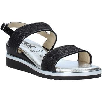 Sapatos Mulher Sandálias Melluso H037073 Preto