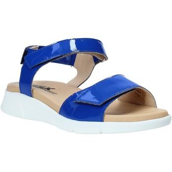 Sapatos Mulher Sandálias Melluso Q60220X Azul