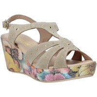 Sapatos Mulher Sandálias Melluso H037040 Bege