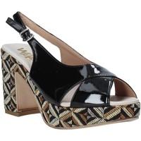 Sapatos Mulher Sandálias Melluso H037080 Preto