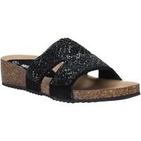Sapatos Mulher Chinelos Melluso 03463X Preto