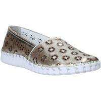 Sapatos Mulher Alpargatas Melluso HK55020V Ouro