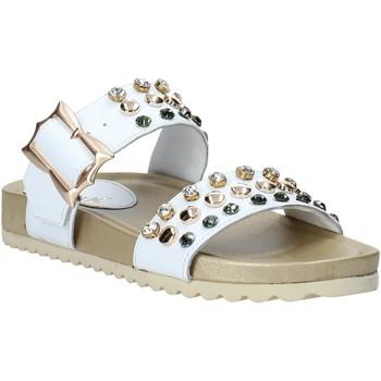 Sapatos Mulher Chinelos Melluso HK80086 Branco