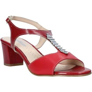 Sapatos Mulher Sandálias Melluso K95352 Vermelho