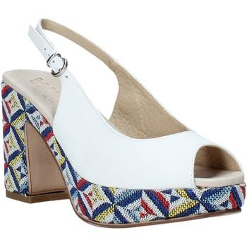 Sapatos Mulher Sandálias Melluso .037081 Branco