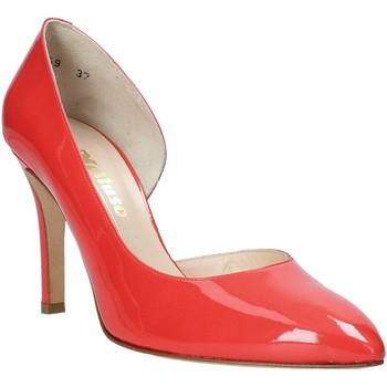 Sapatos Mulher Escarpim Melluso HD082 Vermelho