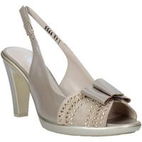 Sapatos Mulher Sandálias Melluso HR50124 Cinzento