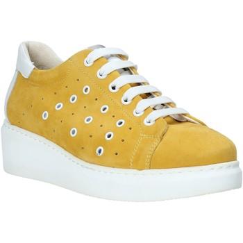 Sapatos Mulher Sapatilhas Melluso HR20715 Amarelo