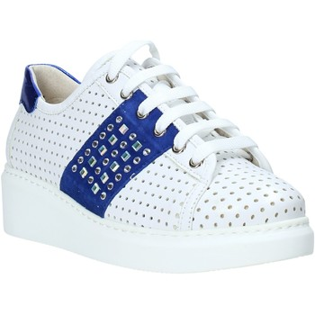 Sapatos Mulher Sapatilhas Melluso HR20704 Branco
