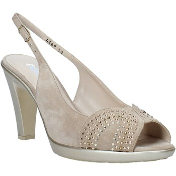 Sapatos Mulher Sandálias Melluso HR50117 Bege