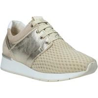 Sapatos Mulher Sapatilhas Melluso HR20012 Ouro